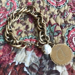 Anthropologie bracelet